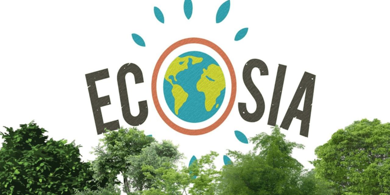 Ecosia: il motore con un occhio all'ambiente e all'impronta ecologica